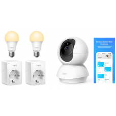 TP Link smart home / security kit including delivery and set up